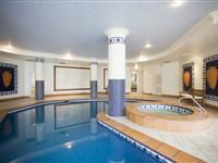 Indoor Swimming Pool & Spa - BreakFree Moroccan
