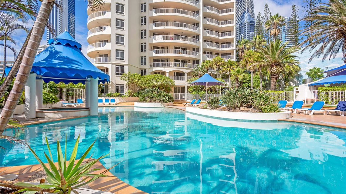 Moroccan Resort Surfers Paradise Accommodation Gold Coast QLD
